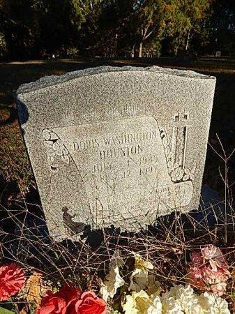 HOUSTON, DORIS - Shelby County, Tennessee | DORIS HOUSTON - Tennessee Gravestone Photos