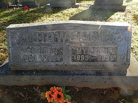 HOWELL, MYRTLE - Shelby County, Tennessee | MYRTLE HOWELL - Tennessee Gravestone Photos