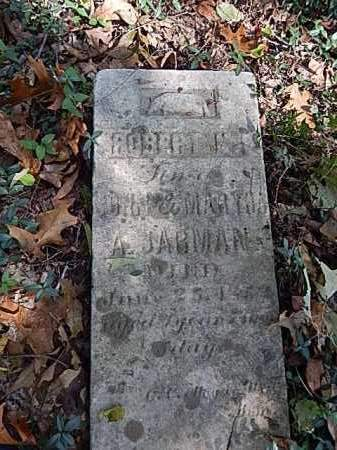 JARMAN, ROBERT K - Shelby County, Tennessee | ROBERT K JARMAN - Tennessee Gravestone Photos