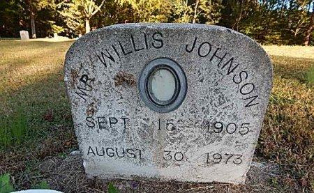 JOHNSON, WILLIS - Shelby County, Tennessee | WILLIS JOHNSON - Tennessee Gravestone Photos