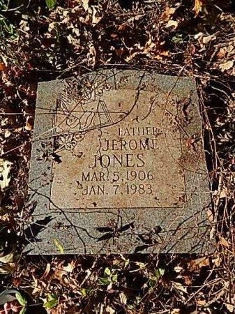 JONES, JEROME - Shelby County, Tennessee | JEROME JONES - Tennessee Gravestone Photos