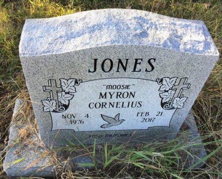 JONES, MYRON CORNELIUS - Shelby County, Tennessee | MYRON CORNELIUS JONES - Tennessee Gravestone Photos