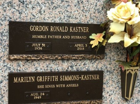 KASTNER, GORDON RONALD - Shelby County, Tennessee | GORDON RONALD KASTNER - Tennessee Gravestone Photos