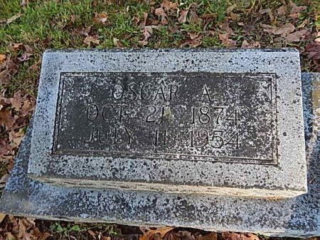 KELLY, OSCAR A - Shelby County, Tennessee | OSCAR A KELLY - Tennessee Gravestone Photos