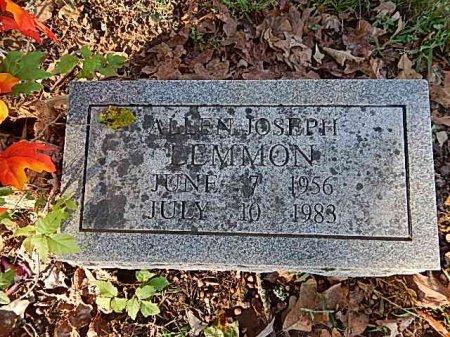 LEMMON, ALLEN JOSEPH - Shelby County, Tennessee | ALLEN JOSEPH LEMMON - Tennessee Gravestone Photos