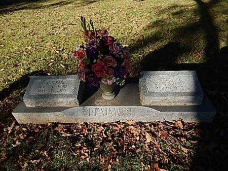 LEMMON, LOUIS AND STELLA - Shelby County, Tennessee | LOUIS AND STELLA LEMMON - Tennessee Gravestone Photos