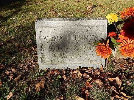LEMMON, WILMA L - Shelby County, Tennessee | WILMA L LEMMON - Tennessee Gravestone Photos