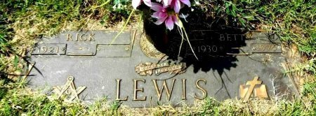 LEWIS, BETTY - Shelby County, Tennessee | BETTY LEWIS - Tennessee Gravestone Photos