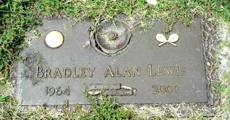 LEWIS, BRADLEY ALAN - Shelby County, Tennessee   BRADLEY ALAN LEWIS - Tennessee Gravestone Photos