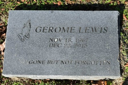 LEWIS, GEROME - Shelby County, Tennessee   GEROME LEWIS - Tennessee Gravestone Photos