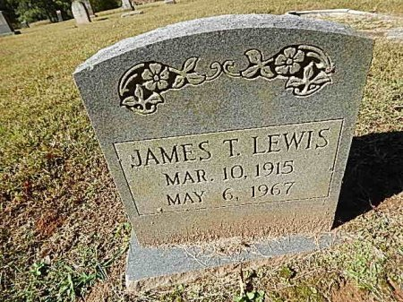 LEWIS, JAMES T - Shelby County, Tennessee   JAMES T LEWIS - Tennessee Gravestone Photos