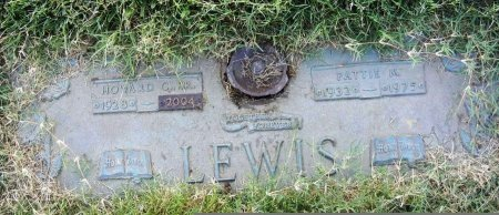 LEWIS, PATTIE MARIE - Shelby County, Tennessee | PATTIE MARIE LEWIS - Tennessee Gravestone Photos