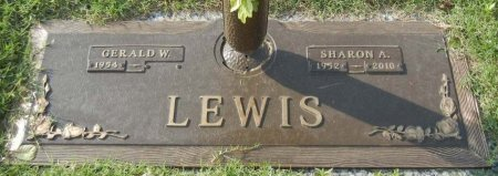 LEWIS, SHARON ALEXA - Shelby County, Tennessee   SHARON ALEXA LEWIS - Tennessee Gravestone Photos