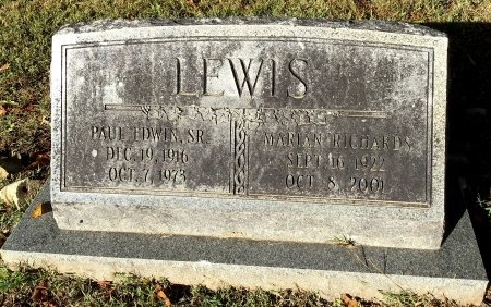 LEWIS, MARIAN - Shelby County, Tennessee | MARIAN LEWIS - Tennessee Gravestone Photos