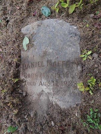MAFFETT, DANIEL - Shelby County, Tennessee | DANIEL MAFFETT - Tennessee Gravestone Photos