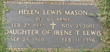 LEWIS, IRENE DEMETRIUS - Shelby County, Tennessee | IRENE DEMETRIUS LEWIS - Tennessee Gravestone Photos