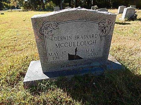 MCCULLOUGH, DERWIN BRAINARD - Shelby County, Tennessee | DERWIN BRAINARD MCCULLOUGH - Tennessee Gravestone Photos