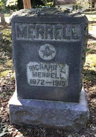 MERRELL, RICHARD L. - Shelby County, Tennessee | RICHARD L. MERRELL - Tennessee Gravestone Photos