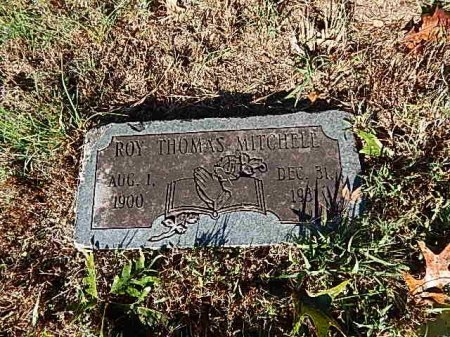 MITCHELL, ROY THOMAS - Shelby County, Tennessee | ROY THOMAS MITCHELL - Tennessee Gravestone Photos