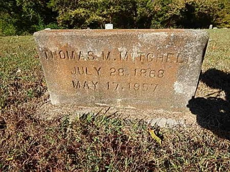 MITCHELL, THOMAS M - Shelby County, Tennessee | THOMAS M MITCHELL - Tennessee Gravestone Photos