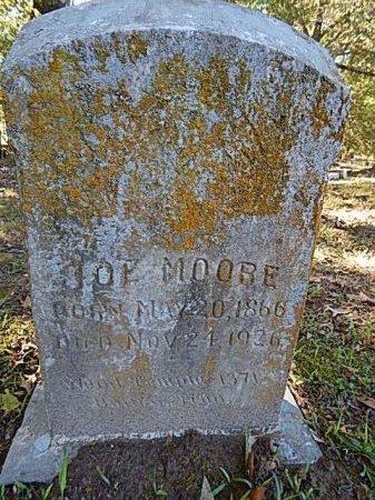 MOORE, JOE - Shelby County, Tennessee | JOE MOORE - Tennessee Gravestone Photos