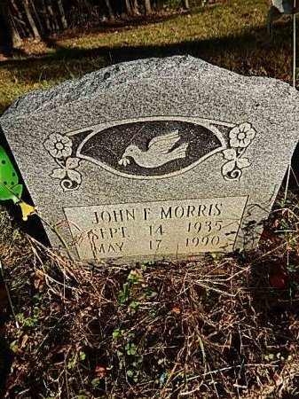 MORRIS, JOHN F - Shelby County, Tennessee | JOHN F MORRIS - Tennessee Gravestone Photos