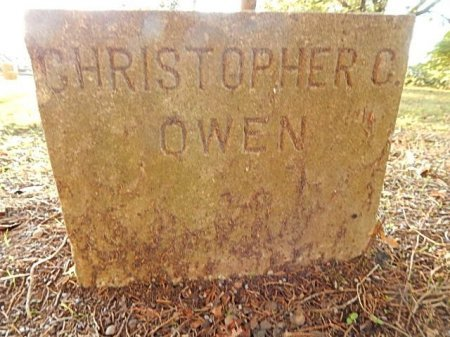 OWEN, CHRISTOPHER C - Shelby County, Tennessee | CHRISTOPHER C OWEN - Tennessee Gravestone Photos