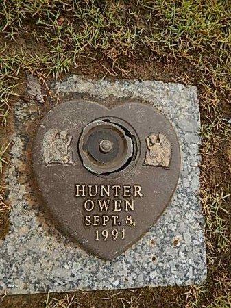 OWEN, HUNTER - Shelby County, Tennessee   HUNTER OWEN - Tennessee Gravestone Photos