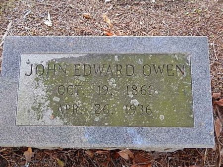 OWEN, JOHN EDWARD - Shelby County, Tennessee | JOHN EDWARD OWEN - Tennessee Gravestone Photos