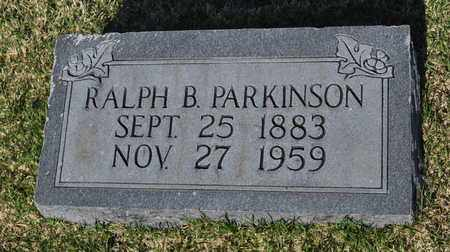 PARKINSON, RALPH B. - Shelby County, Tennessee | RALPH B. PARKINSON - Tennessee Gravestone Photos