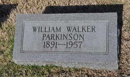PARKINSON, WILLIAM WALKER - Shelby County, Tennessee   WILLIAM WALKER PARKINSON - Tennessee Gravestone Photos