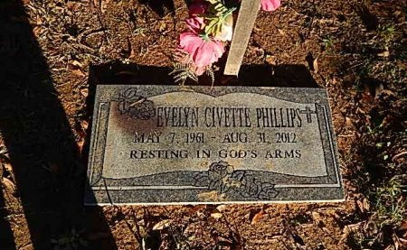 PHILLIPS, EVELYN - Shelby County, Tennessee | EVELYN PHILLIPS - Tennessee Gravestone Photos