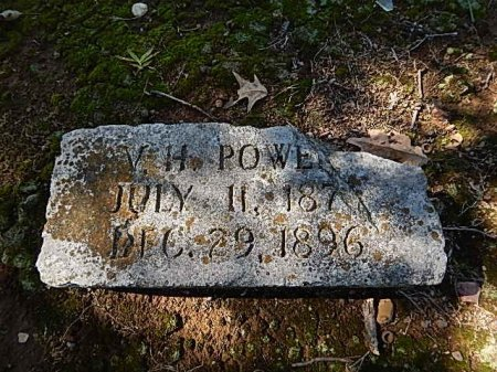 POWELL, V H - Shelby County, Tennessee | V H POWELL - Tennessee Gravestone Photos