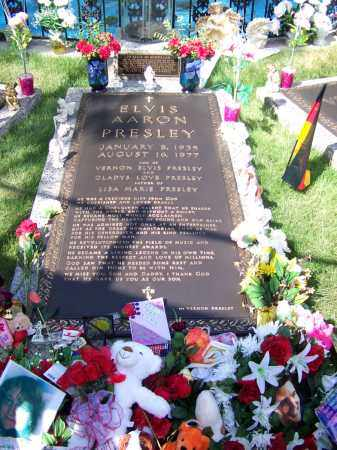 PRESLEY, ELVIS AARON - Shelby County, Tennessee | ELVIS AARON PRESLEY - Tennessee Gravestone Photos