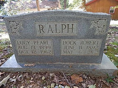 DUNN RALPH, LUCY PEARL - Shelby County, Tennessee | LUCY PEARL DUNN RALPH - Tennessee Gravestone Photos