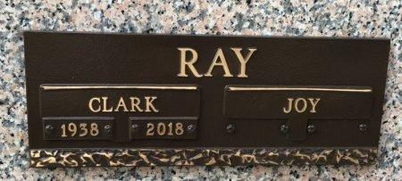RAY, CLARK - Shelby County, Tennessee   CLARK RAY - Tennessee Gravestone Photos