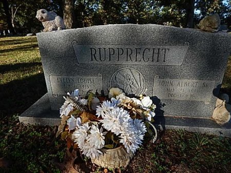 RUPPRECHT SR, JOHN ALBERT - Shelby County, Tennessee | JOHN ALBERT RUPPRECHT SR - Tennessee Gravestone Photos