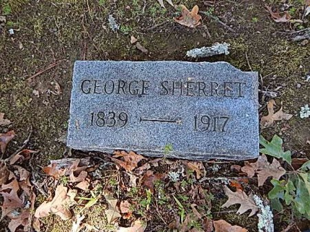 SHERRET, GEORGE - Shelby County, Tennessee | GEORGE SHERRET - Tennessee Gravestone Photos