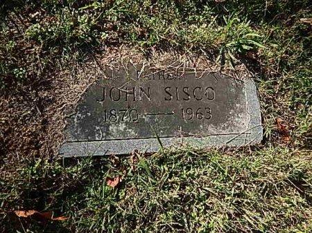 SISCO, JOHN - Shelby County, Tennessee | JOHN SISCO - Tennessee Gravestone Photos