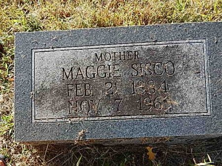 SISCO, MAGGIE - Shelby County, Tennessee | MAGGIE SISCO - Tennessee Gravestone Photos