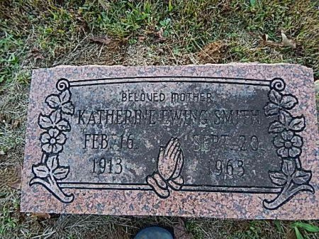 SMITH, KATHERINE - Shelby County, Tennessee | KATHERINE SMITH - Tennessee Gravestone Photos