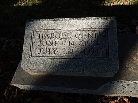 STACKHOUSE, HAROLD GENE - Shelby County, Tennessee | HAROLD GENE STACKHOUSE - Tennessee Gravestone Photos