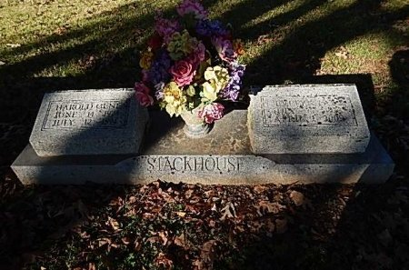 STACKHOUSE, HAROLD AND EVELYN - Shelby County, Tennessee | HAROLD AND EVELYN STACKHOUSE - Tennessee Gravestone Photos