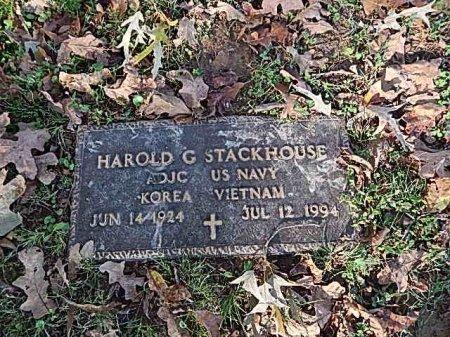 STACKHOUSE (VETERAN 2 WARS), HAROLD G - Shelby County, Tennessee | HAROLD G STACKHOUSE (VETERAN 2 WARS) - Tennessee Gravestone Photos