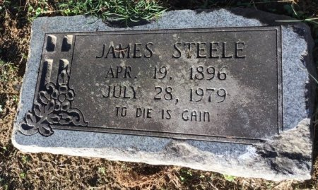 STEELE, JAMES - Shelby County, Tennessee | JAMES STEELE - Tennessee Gravestone Photos
