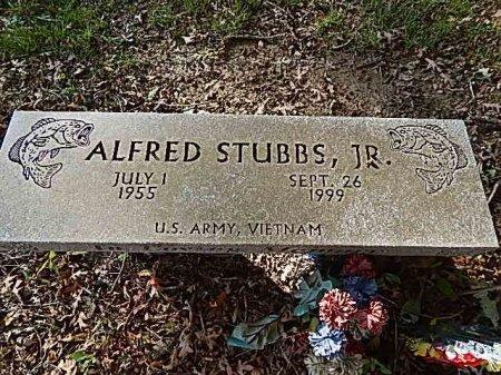 STUBBS JR (VETERAN VIET), ALFRED - Shelby County, Tennessee   ALFRED STUBBS JR (VETERAN VIET) - Tennessee Gravestone Photos