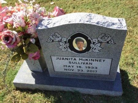MCKINNEY SULLIVAN, JUANITA - Shelby County, Tennessee | JUANITA MCKINNEY SULLIVAN - Tennessee Gravestone Photos