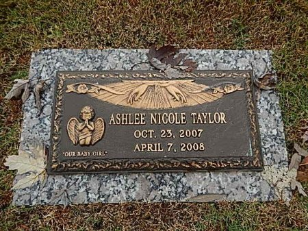 TAYLOR, ASHLEE NICOLE - Shelby County, Tennessee | ASHLEE NICOLE TAYLOR - Tennessee Gravestone Photos