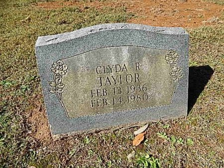 TAYLOR, CLYDA RAY - Shelby County, Tennessee   CLYDA RAY TAYLOR - Tennessee Gravestone Photos