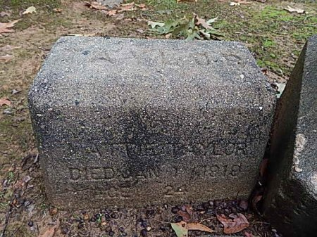 REDDIT TAYLOR, MATTIE (CLOSE-UP) - Shelby County, Tennessee | MATTIE (CLOSE-UP) REDDIT TAYLOR - Tennessee Gravestone Photos